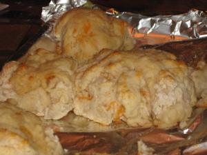 Monster biscuits!
