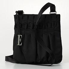 ELLE cross-body handbag in black, Kohls.com, $24