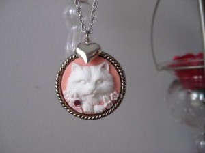 Kitty cameo by Ritzyknits, $12