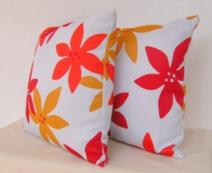 Twin set UV-sunblock pillow cover by fongstudio, $12