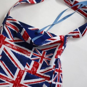 Union jack bag by CapeBags, $14