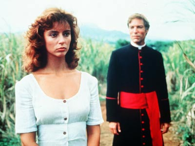 "Meggie and Father Ralph in ""The Thorn Birds"" (1983)"