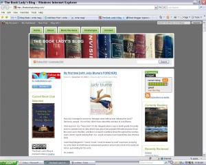 book_ladys_blog