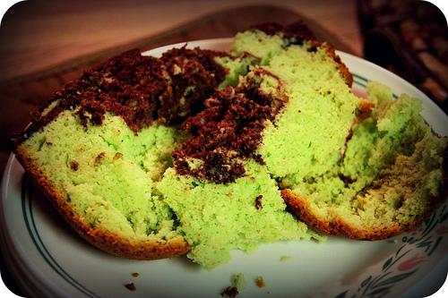 Pistachio Chocolate Cake Pioneer Woman