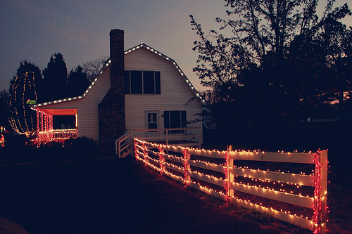 Farm lights