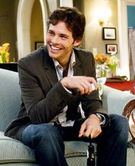 James Marsden in 27 Dresses