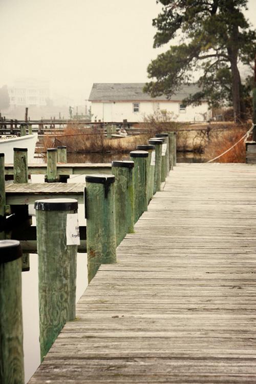 Pier in Cobb Island