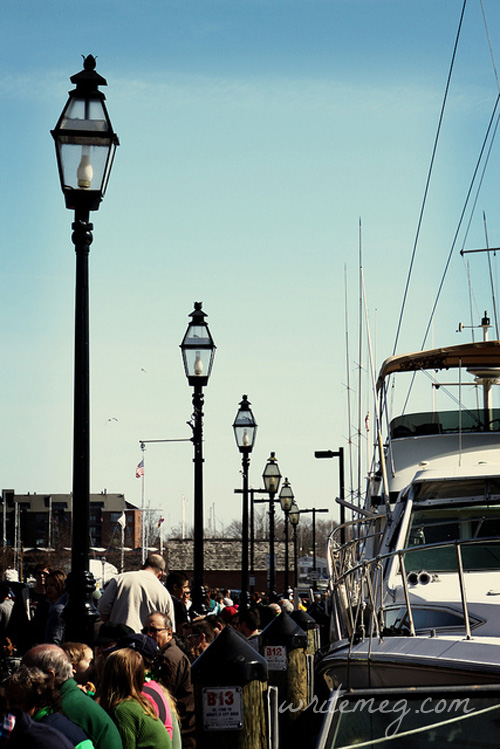 Lampposts