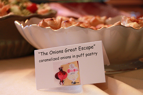 Onions Great Escape