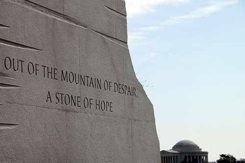 Stone of hope