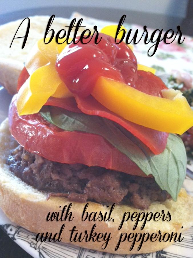 A better burger