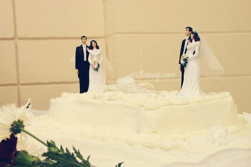 Cake by Grandma