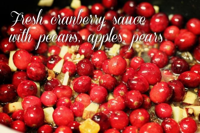 Cranberry sauce copy