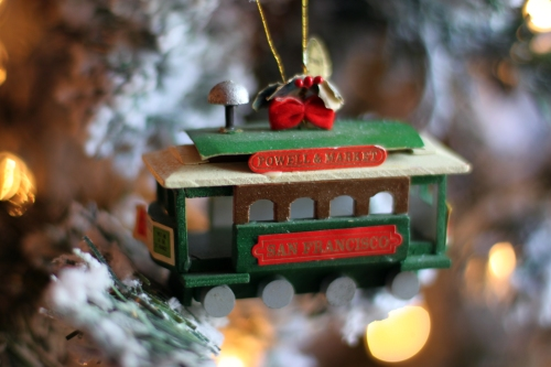 Mom and Dad's ornament