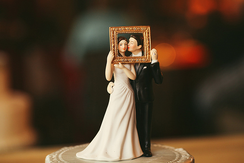 Picture perfect couple