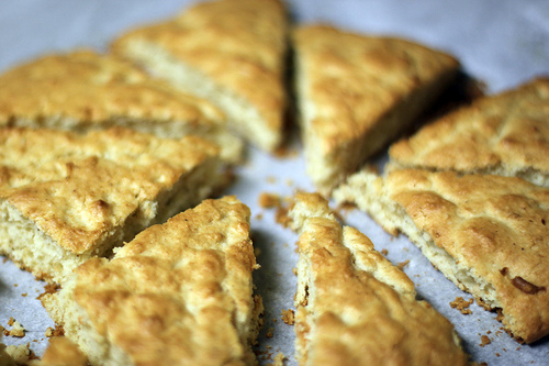 Baked scones 2