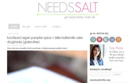Needs Salt
