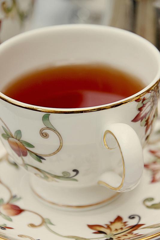 Close tea