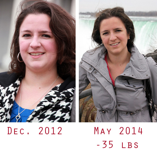 Weight loss - May 2014