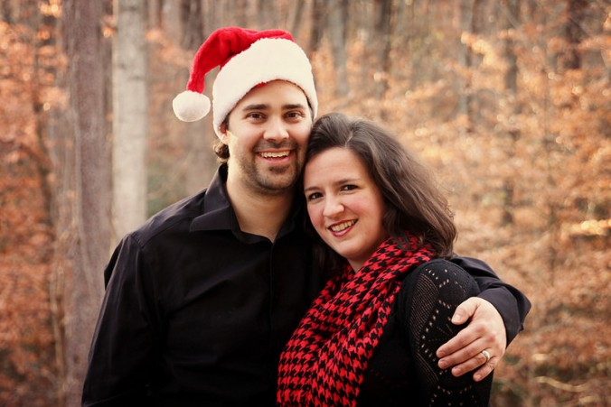Us at Christmas