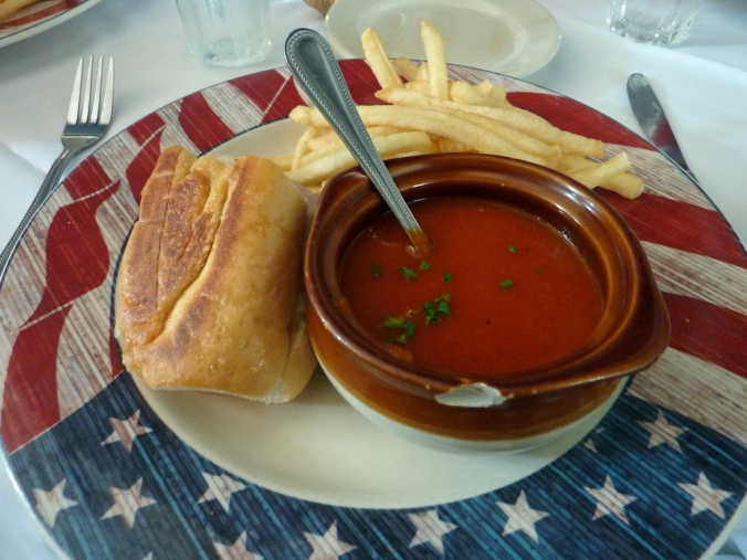 Eating in America