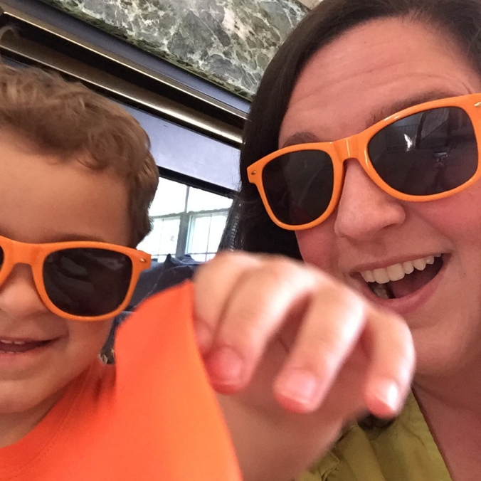 Blippi glasses
